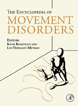 Abbildung von Encyclopedia of Movement Disorders | 2010