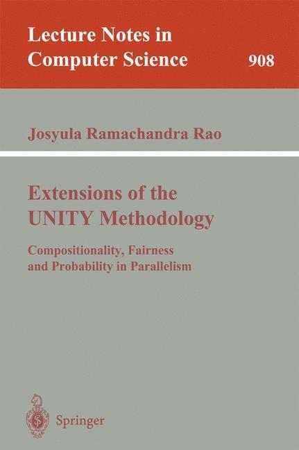 Abbildung von Rao | Extensions of the UNITY Methodology | 1995