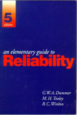 Abbildung von Dummer / Winton / Tooley | An Elementary Guide to Reliability | 5th edition | 1997