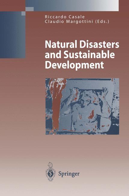 Abbildung von Casale / Margottini | Natural Disasters and Sustainable Development | 2003