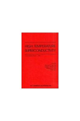Abbildung von Barnes / Ashkenazi | High Temperature Superconductivity | 1. Auflage | 1999 | 483 | beck-shop.de