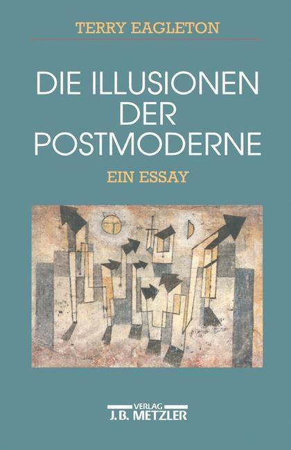 Die Illusionen der Postmoderne   Eagleton, 1997   Buch (Cover)