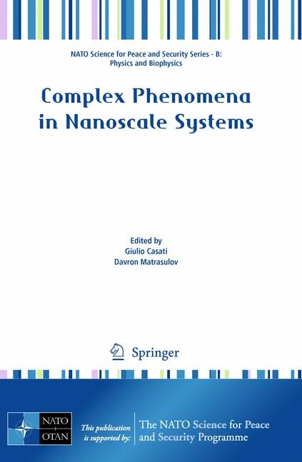 Abbildung von Casati / Matrasulov | Complex Phenomena in Nanoscale Systems | 2009