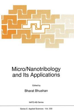 Abbildung von Bhushan | Micro/Nanotribology and Its Applications | 1997 | 330