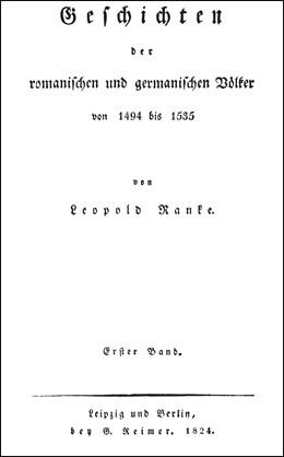 Abbildung von Ranke | Geschichten der romanischen und germanischen Völker von 1494 bis 1535 | 1., Auflage. Reprint: Hildesheim 2010 | 2010 | Beigebunden ist: Zur Kritik ne...