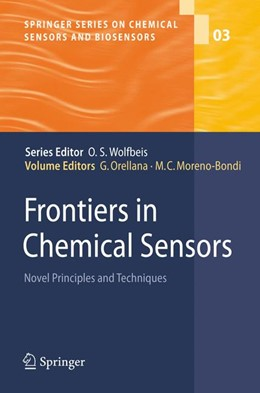 Abbildung von Orellana / Moreno-Bondi | Frontiers in Chemical Sensors | 2005 | Novel Principles and Technique... | 3