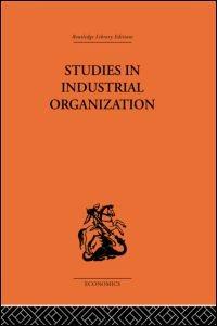 Studies in Industrial Organization | Silverman, 2003 | Buch (Cover)