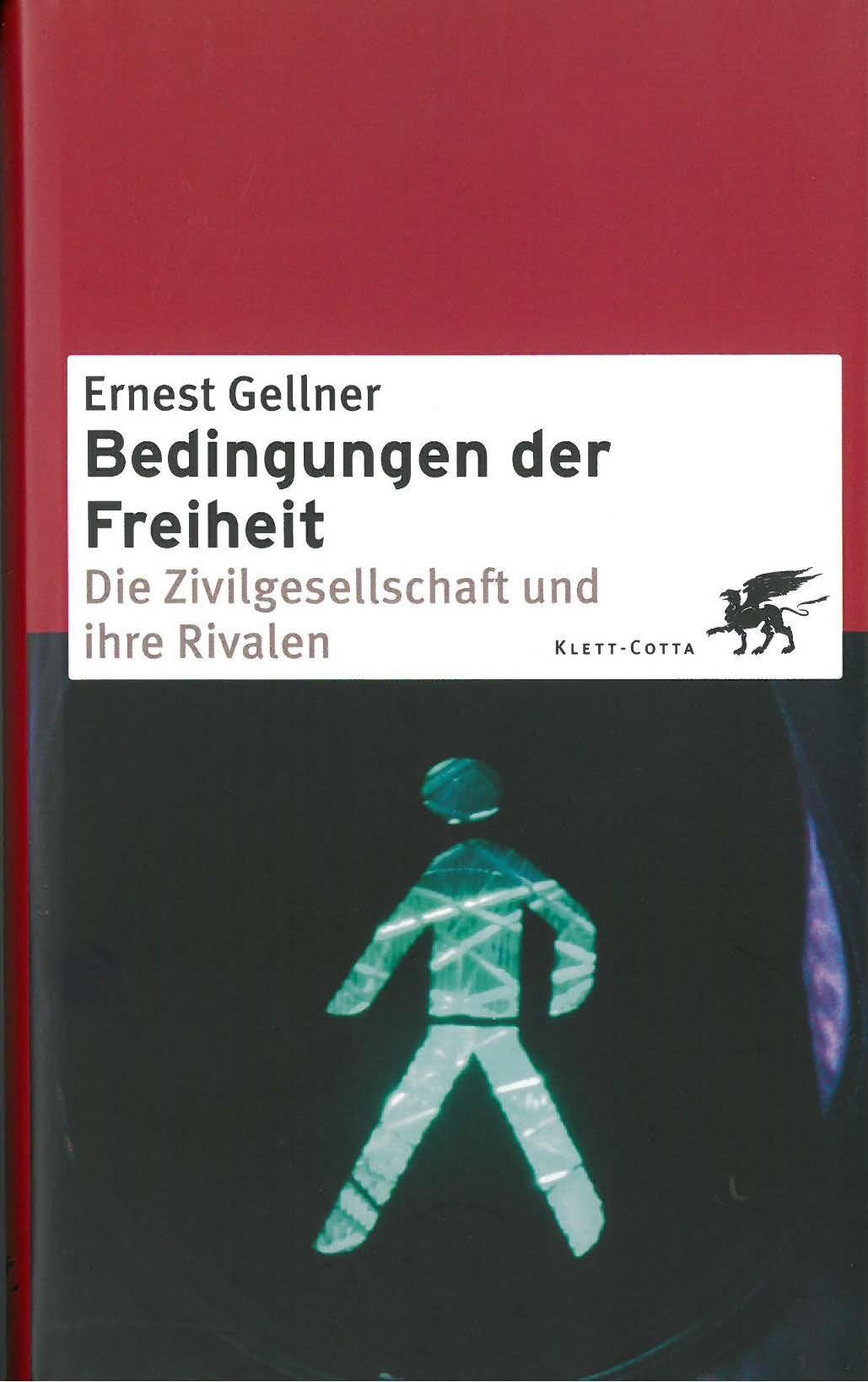 Abbildung von Gellner | Bedingungen der Freiheit | 2., Aufl. | 2001
