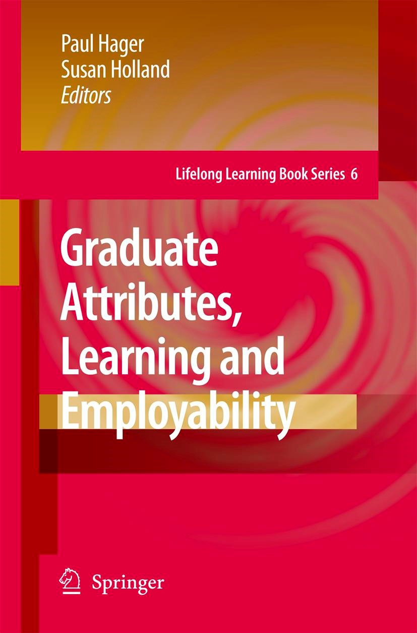 Abbildung von Hager / Holland | Graduate Attributes, Learning and Employability | 2007