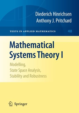 Abbildung von Hinrichsen / Pritchard | Mathematical Systems Theory I | 1st ed. 2005, Corr. 3rd printing 2011 | 2011 | Modelling, State Space Analysi... | 48