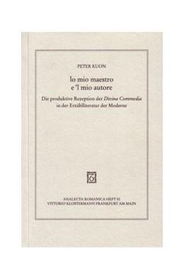 Abbildung von Kuon | lo mio maestro e 'l mio autore | 1993 | Die produktive Rezeption der D... | 52