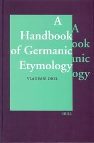 Abbildung von A Handbook of Germanic Etymology | 2003