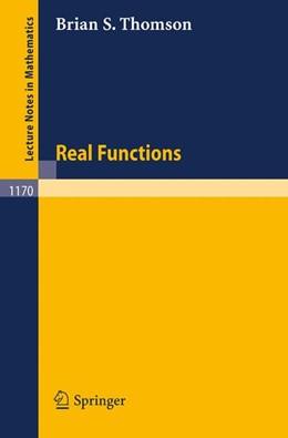 Abbildung von Thomson   Real Functions   1985   1170
