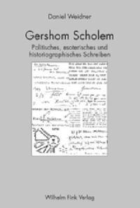 Abbildung von Weidner   Gershom Scholem   2003