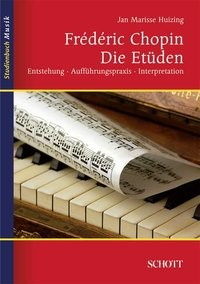 Abbildung von Huizing | Frédéric Chopin: Die Etüden | 2009