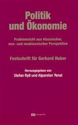 Politik und Ökonomie | Ryll / Yenal (Cover)