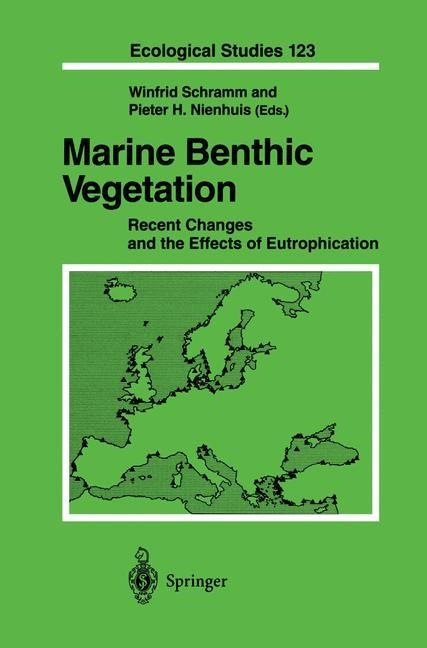 Abbildung von Schramm / Nienhuis | Marine Benthic Vegetation | 1996
