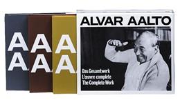 Abbildung von Fleig / Aalto   Alvar Aalto – Das Gesamtwerk / L'œuvre complète / The Complete Work   5. Aufl. 1990. 2., korr. Nachdruck   1990