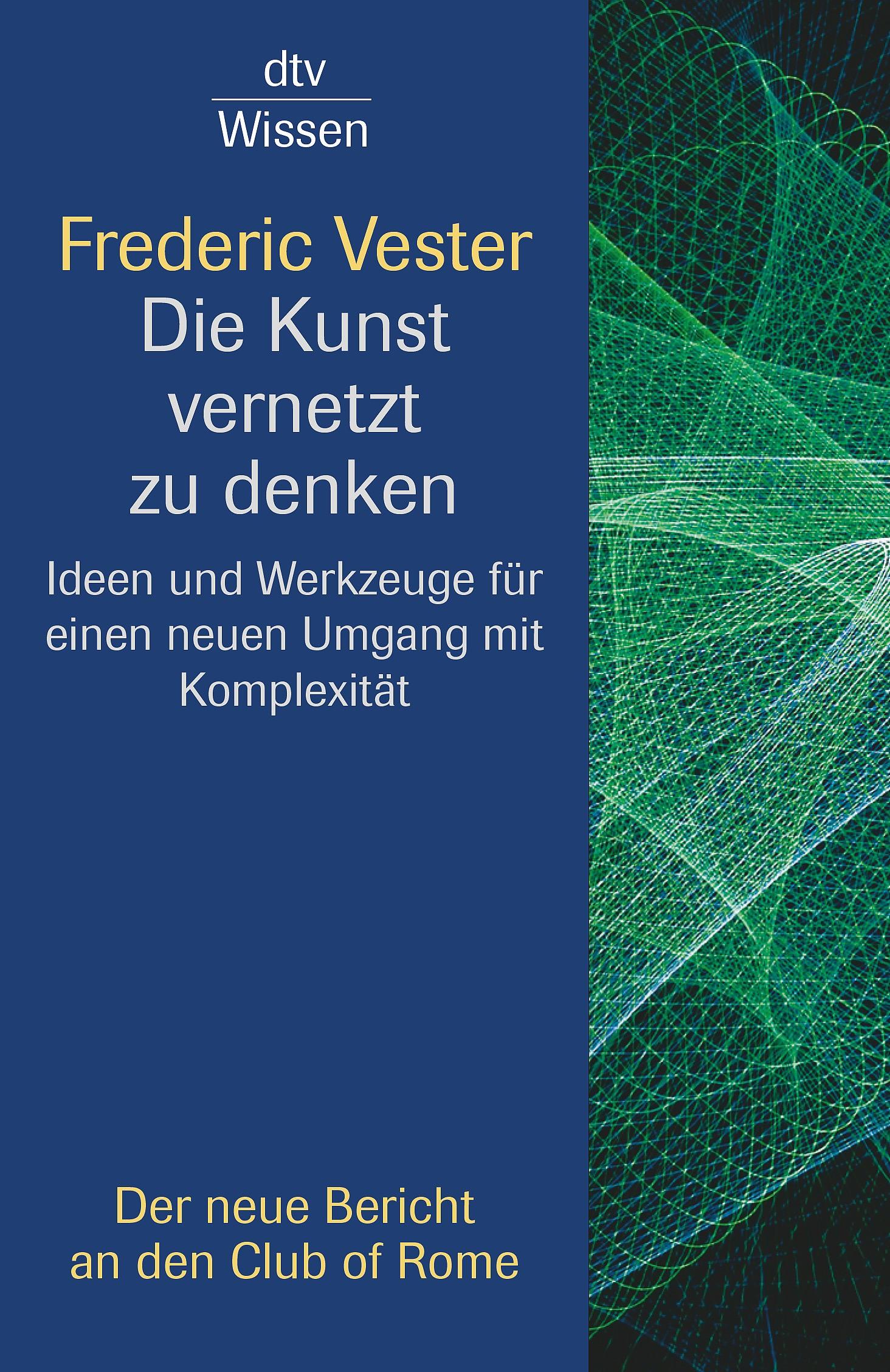 Abbildung von Vester | Die Kunst vernetzt zu denken | 2002