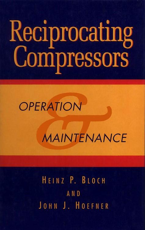 Abbildung von Bloch / Hoefner   Reciprocating Compressors:   1996