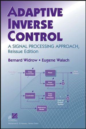 Abbildung von Widrow / Walach   Adaptive Inverse Control   2007