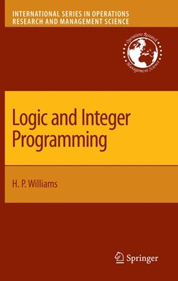 Abbildung von Williams | Logic and Integer Programming | 2009
