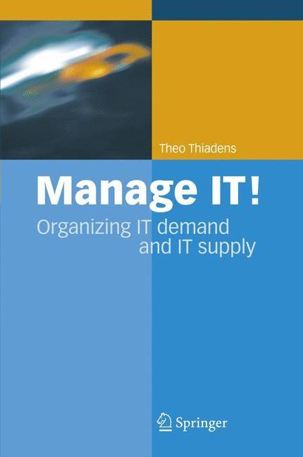 Abbildung von Thiadens | Manage IT! | 2005