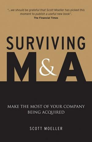 Abbildung von Moeller | Surviving M&A | 1. Auflage | 2009