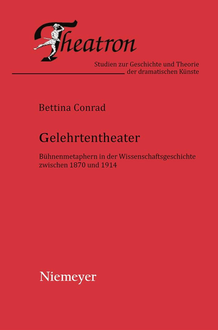 Abbildung von Conrad | Gelehrtentheater | 2004