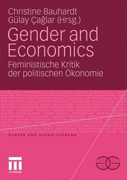 Abbildung von Bauhardt / Caglar | Gender and Economics | 2010