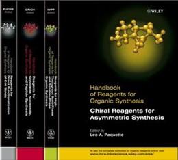 Abbildung von Paquette / Ellman / Crich | Handbook of Reagents for Organic Synthesis | 2006 | Set II, 4 Volume Set