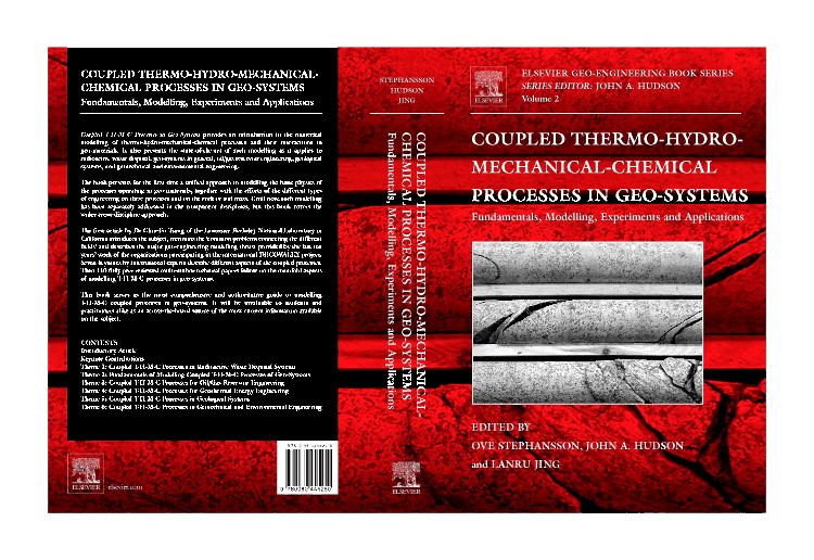 Abbildung von Stephansson / Hudson / Jing | Coupled Thermo-Hydro-Mechanical-Chemical Processes in Geo-systems | 2004