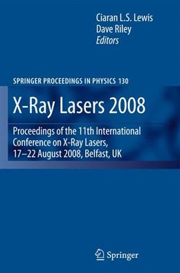 Abbildung von Lewis | X-Ray Lasers 2008 | 2009 | Proceedings of the 11th Intern... | 130