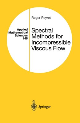 Abbildung von Peyret | Spectral Methods for Incompressible Viscous Flow | 2002 | 148