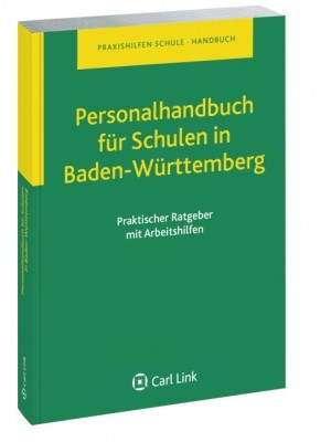 Abbildung von Reip / Gutfleisch / Wenzelburger / Böse / Eckhard | Personalhandbuch für Schulen in Baden-Württemberg | 2013
