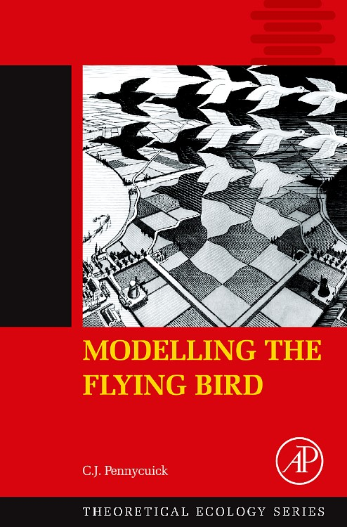 Abbildung von Pennycuick | Modelling the Flying Bird | 2008