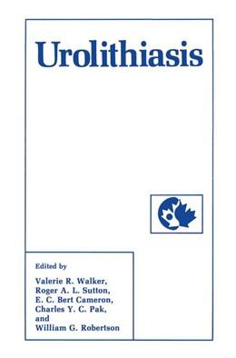 Abbildung von Walker / Sutton / Cameron | Urolithiasis | 1989