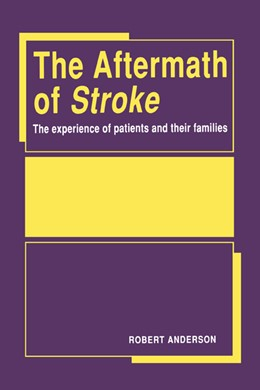 Abbildung von Anderson | The Aftermath of Stroke | 1992 | The Experience of Patients and...