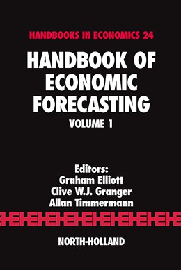 Abbildung von Elliott / Granger / Timmermann | Handbook of Economic Forecasting | 2006