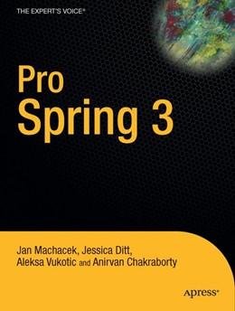 Abbildung von Machacek / Vukotic / Chakraborty   Pro Spring 3   1st Edition.   2010