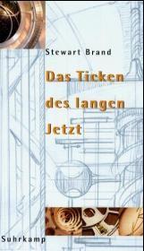 Das Ticken des langen Jetzt | Brand, 2000 | Buch (Cover)
