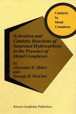 Abbildung von Shilov / Shul'pin | Activation and Catalytic Reactions of Saturated Hydrocarbons in the Presence of Metal Complexes | 2000 | 2001 | 21