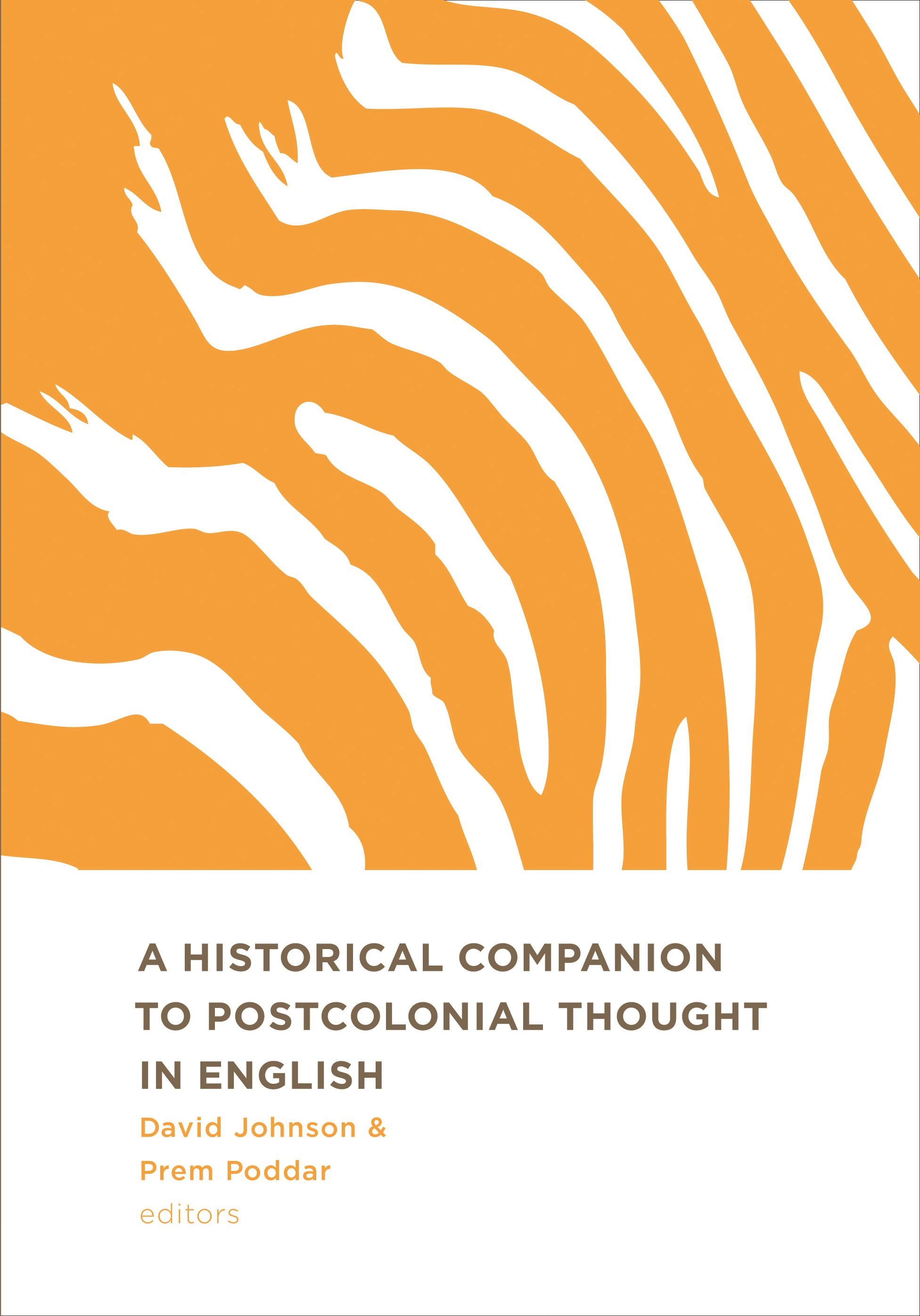 Abbildung von Johnson / Poddar | A Historical Companion to Postcolonial Thought in English | 2007