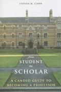 Abbildung von Cahn | From Student to Scholar | 2008