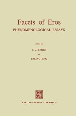 Abbildung von Smith / Eng | Facets of Eros | 1973 | Phenomenological Essays
