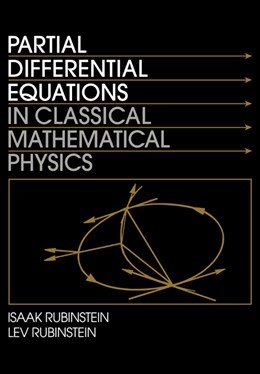 Abbildung von Rubinstein | Partial Differential Equations in Classical Mathematical Physics | 1998