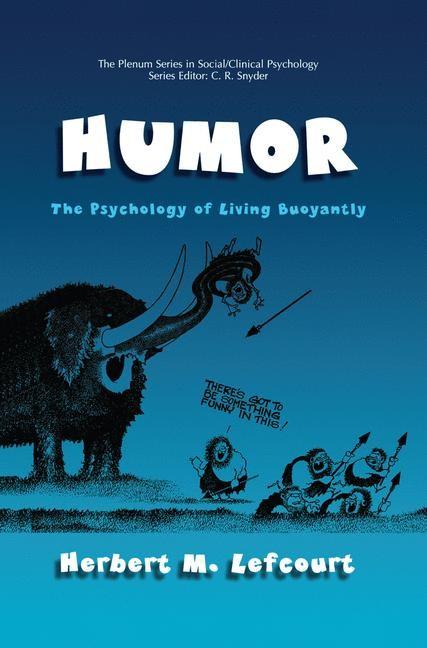 Abbildung von Lefcourt | Humor | 2001 | 2001
