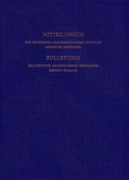 Abbildung von Mitteilungen des Deutschen Archäologischen Instituts. Römische Abteilung | 1. Auflage | 2004 | Bd. 109: Jahrgang 2002