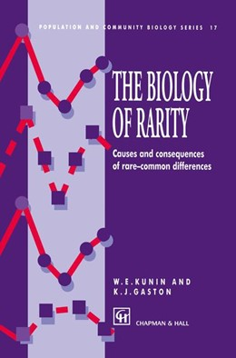 Abbildung von Kunin / Gaston | The Biology of Rarity | 1996 | Causes and consequences of rar... | 17