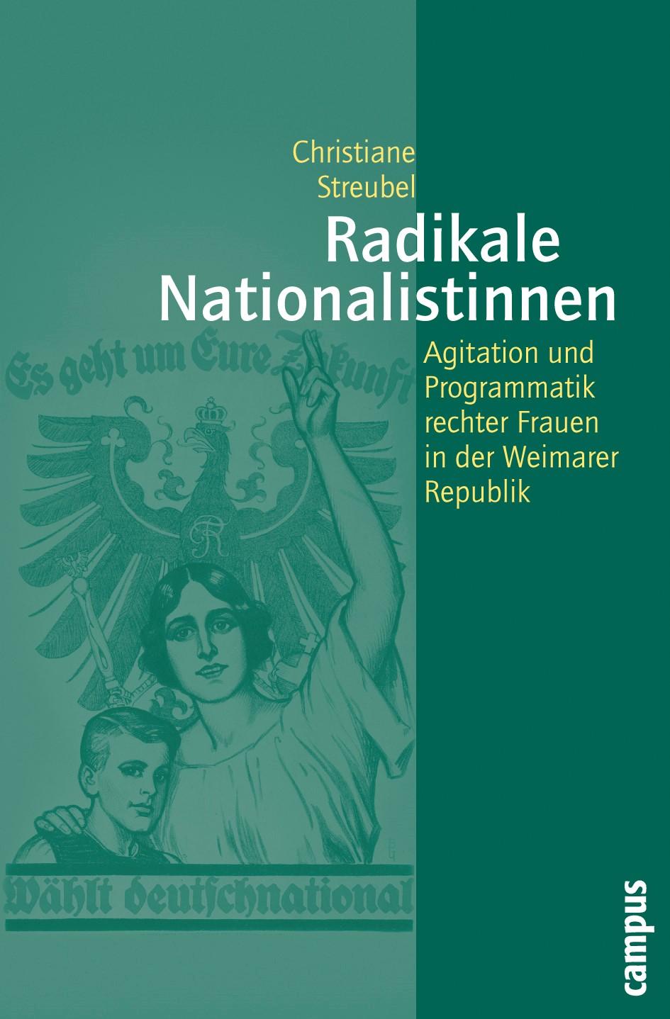 Abbildung von Streubel | Radikale Nationalistinnen | 2006
